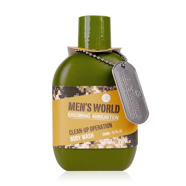 Body Wash MEN'S WORLD in Flasche