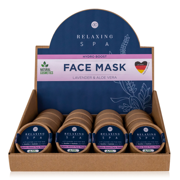 Face Mask RELAXING SPA