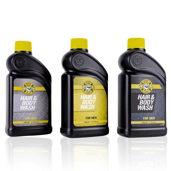 Body Wash BATH & BODY TOOLS in Flasche