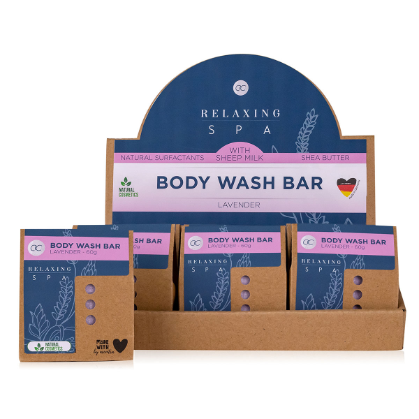 Festes Body Wash RELAXING SPA
