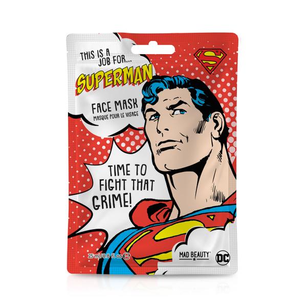 Gesichtsmaske DC SUPERHEROES - SUPERMAN