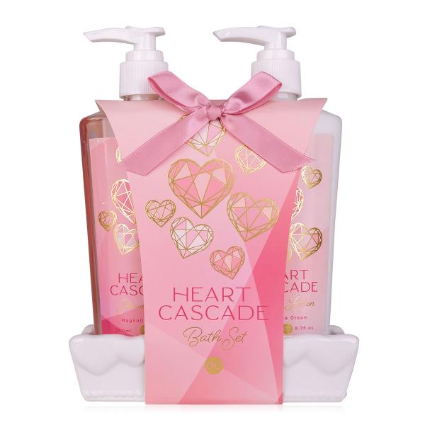Handpflegeset HEART CASCADE