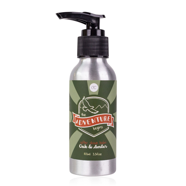 After Shave Balsam ADVENTURE COLLECTION