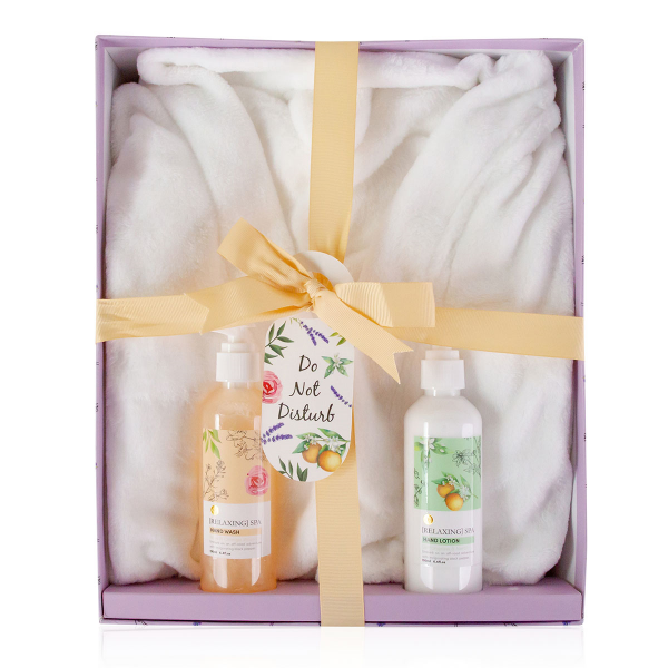 Badeset RELAXING SPA in Geschenkbox