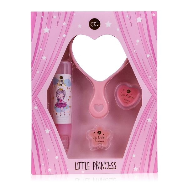 Badeset LITTLE PRINCESS in Geschenkbox