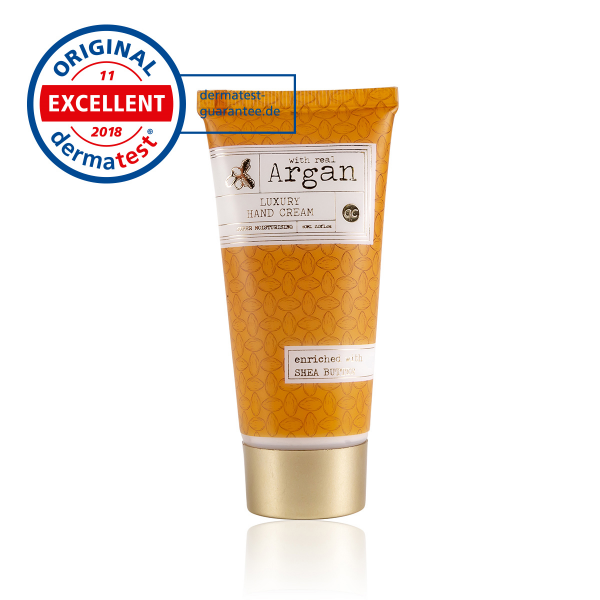 Handcreme PREMIUM COLLECTION - ARGAN