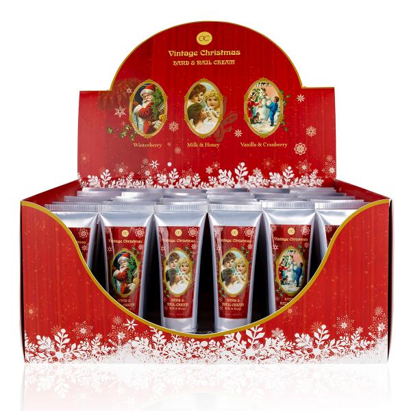 Hand- & Nagelcreme VINTAGE CHRISTMAS