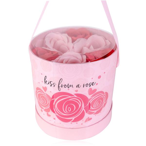 Badekonfetti KISS FROM A ROSE