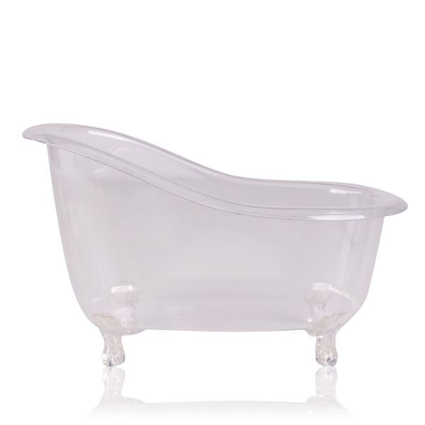 Badewanne aus Kunststoff